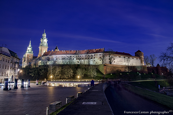 wavel castello cracovia